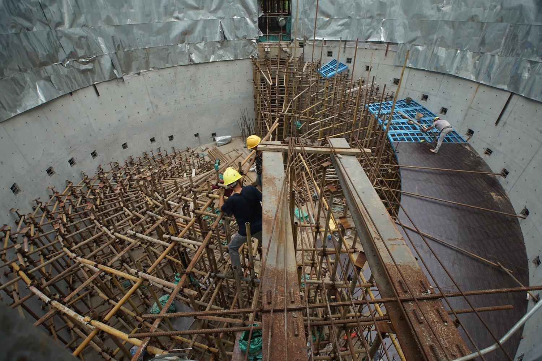 HEM museum construction site