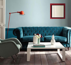 how to paint a room - Little Greene paints
