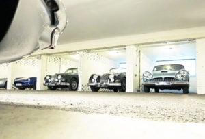 Classic Car Club Hoxton
