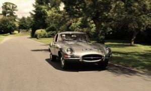 Classic Car Club Hoxton - E-Type