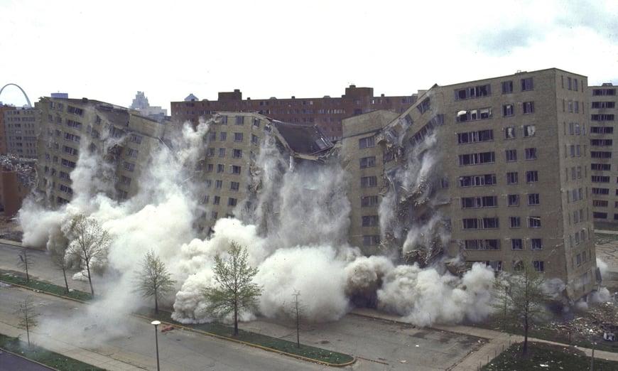 Pruitt demolishon