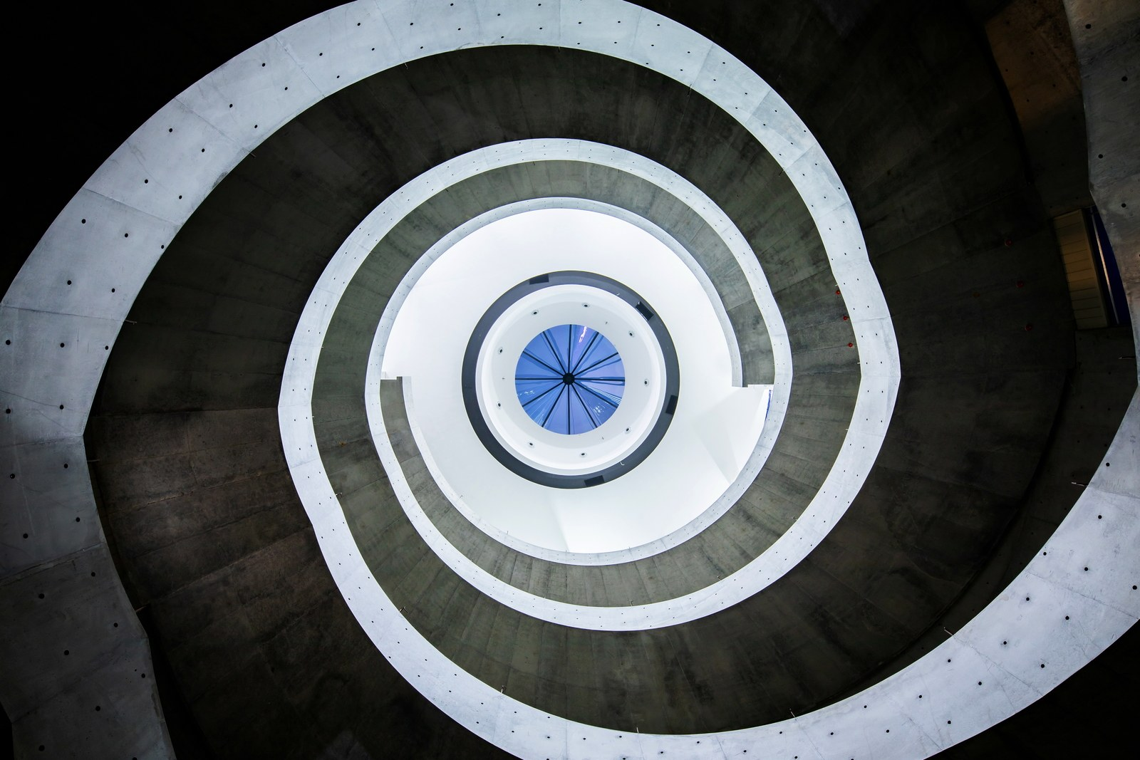 Staircase by Tadao Ando